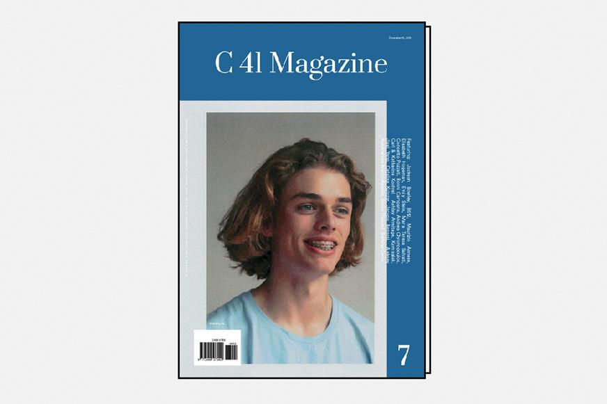 C 41 Magazine Issue 7 Bellissimo Mockup 21