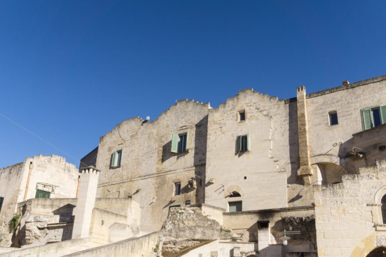 Sextantio and the Stones of Matera