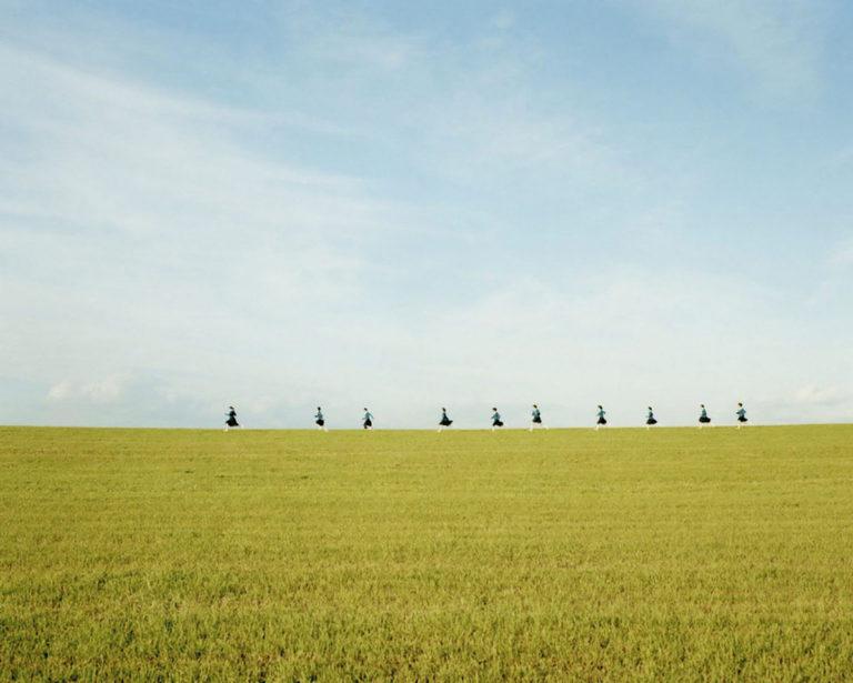 Osamu Yokonami reflects on the idea of collective identity