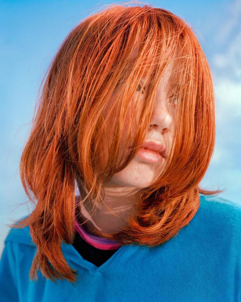 Eva Oleary 01 Happy Valley 13 Redhead