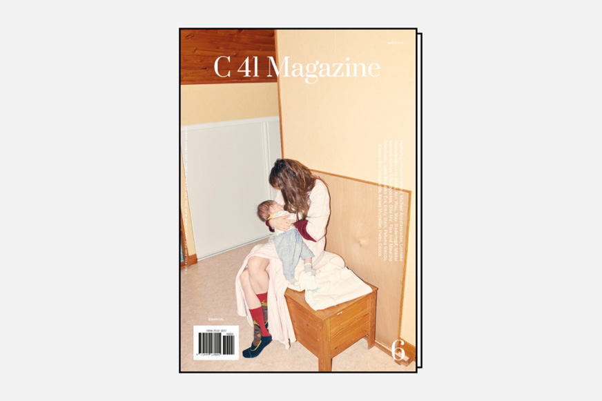 C41 Magazine Issue 6 Shop Cover