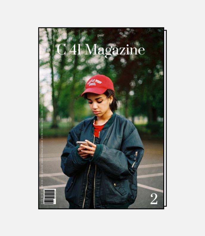 C41 Magazine Issue 2 Pair