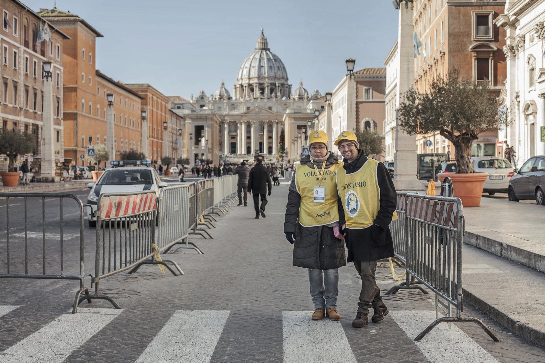 Chiara Spaghetti Kurtovic Popes Two 1