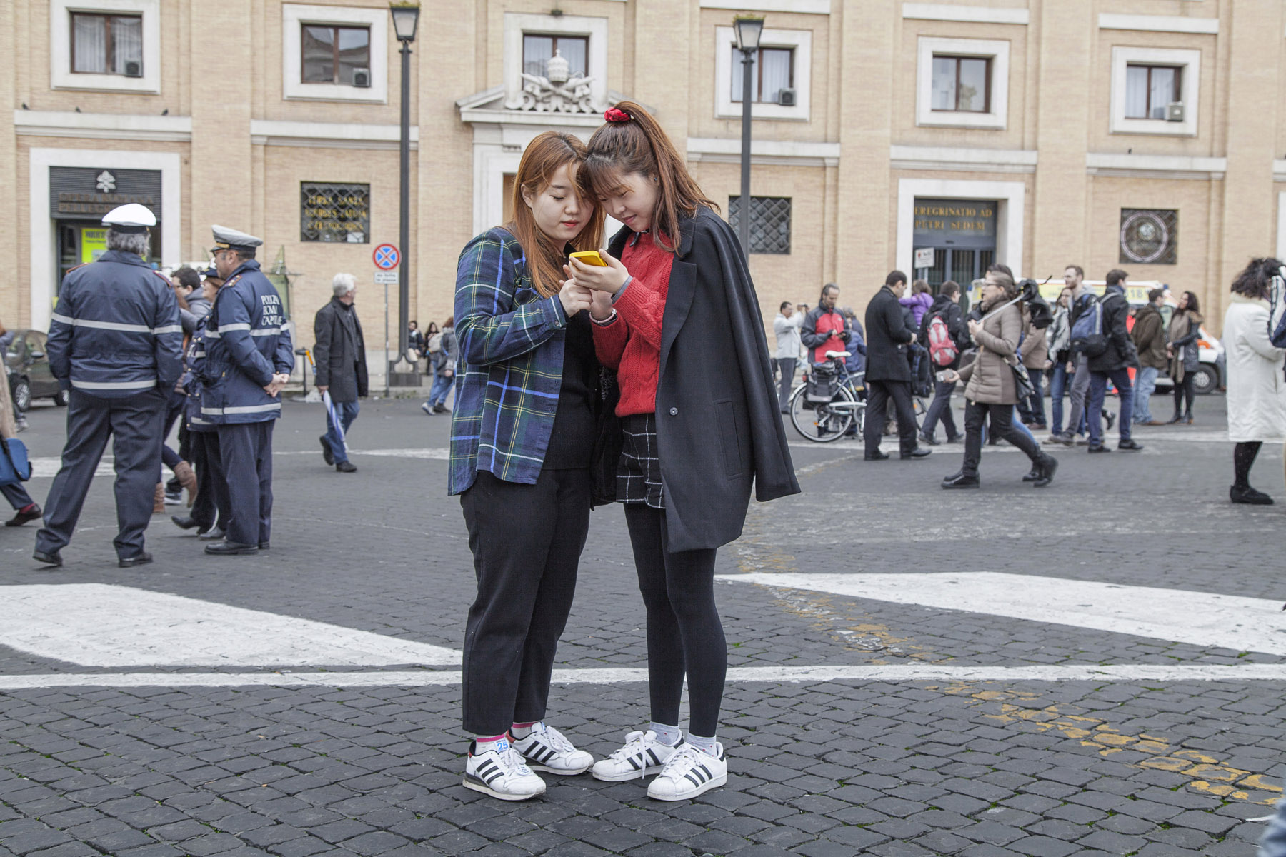 Chiara Spaghetti Kurtovic Popes Two 13