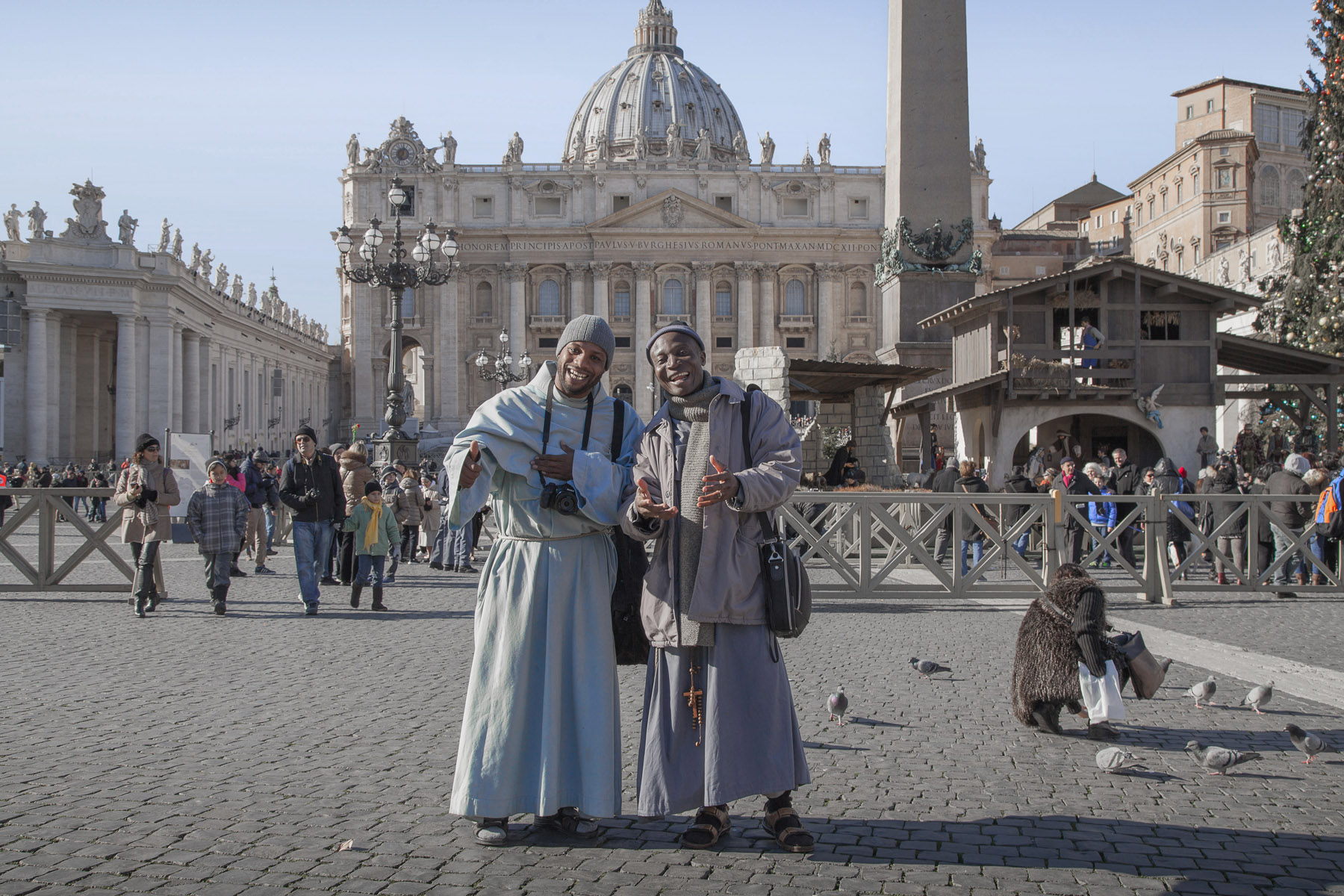 Chiara Spaghetti Kurtovic Popes Two 2