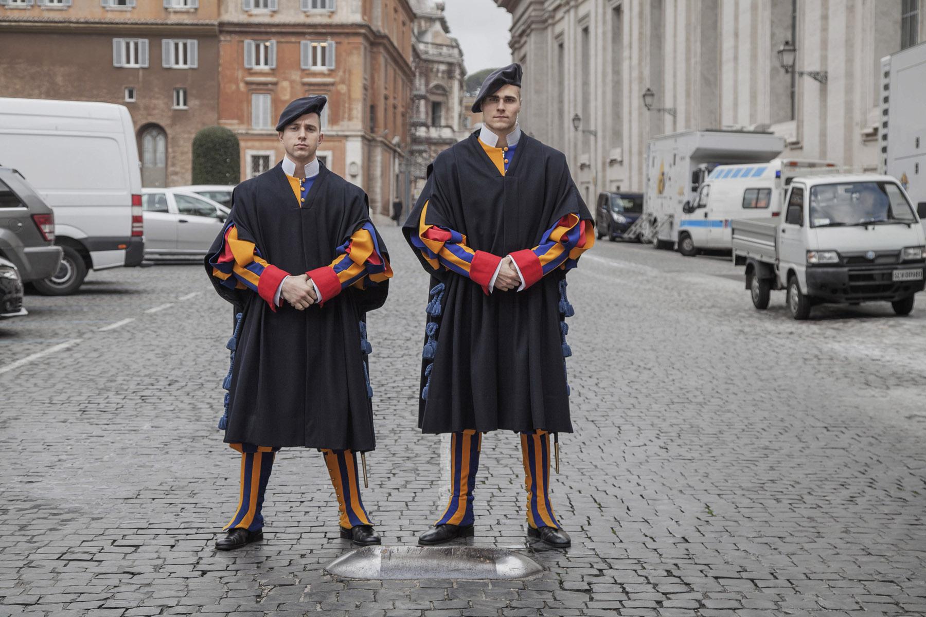 Chiara Spaghetti Kurtovic Popes Two 22