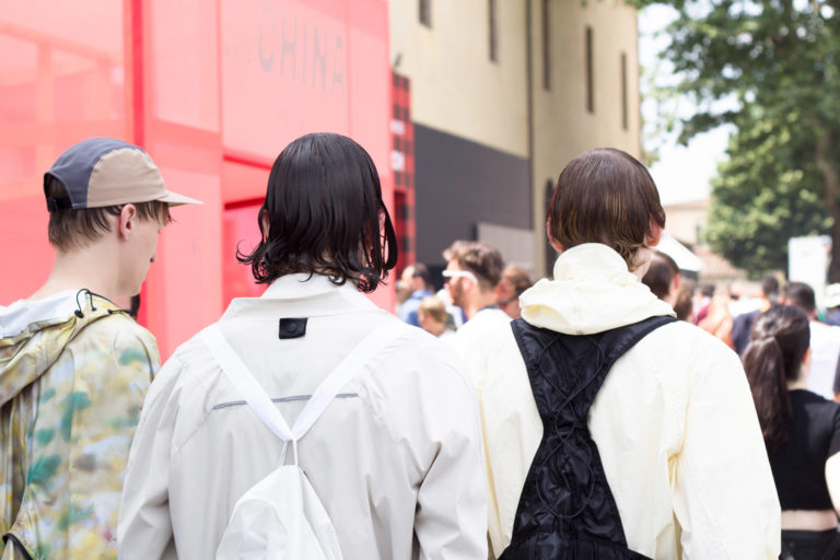 Pitti Uomo 96: the future is outside