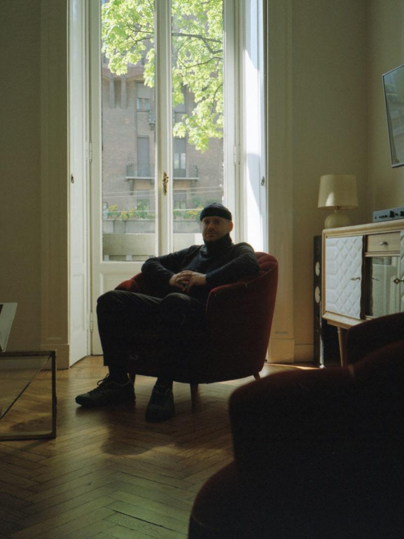 Alberto Guerrini Profile C41 Magazine Issue 8 Memory 1