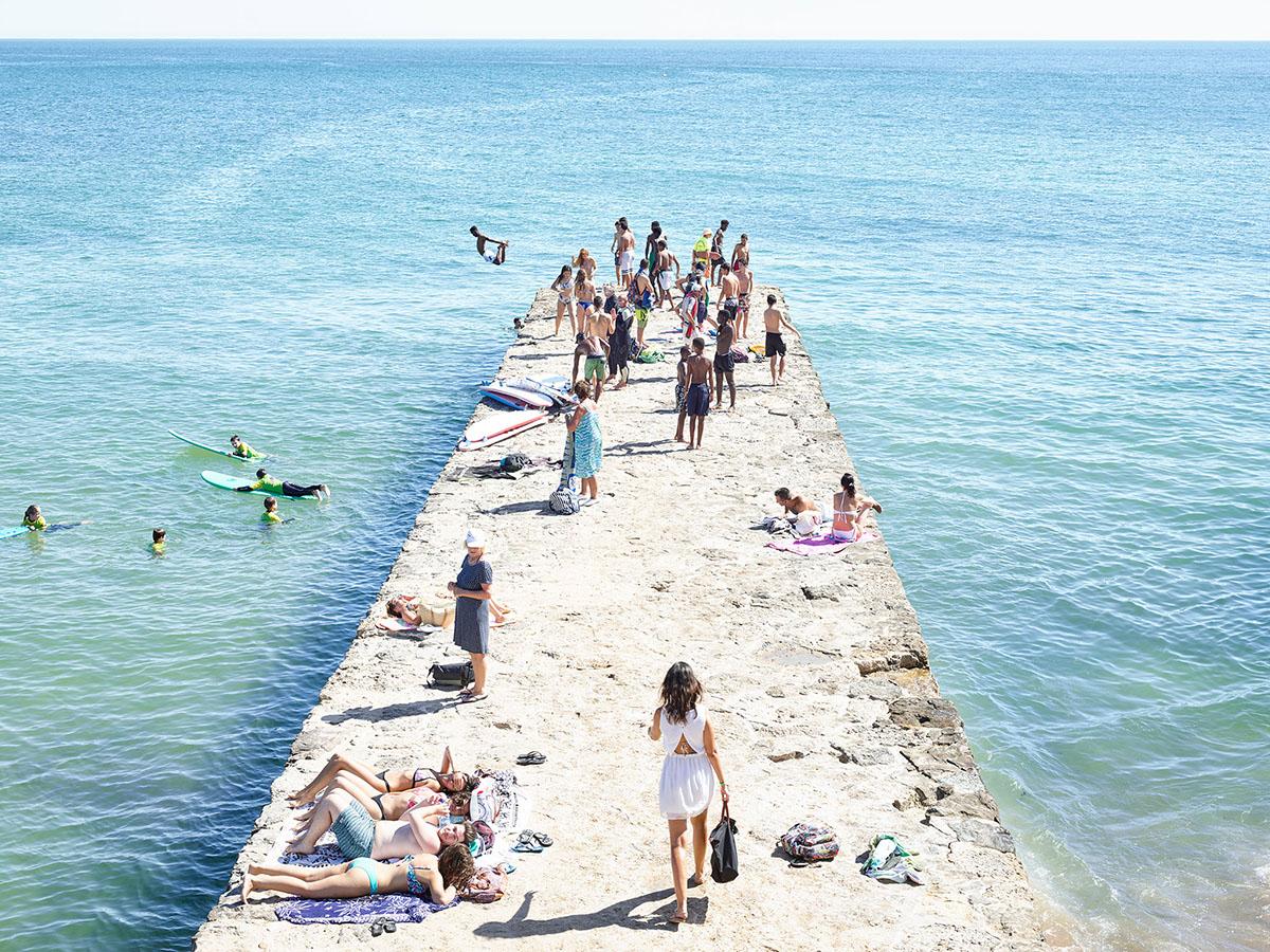 Massimo Vitali Beach Series 6