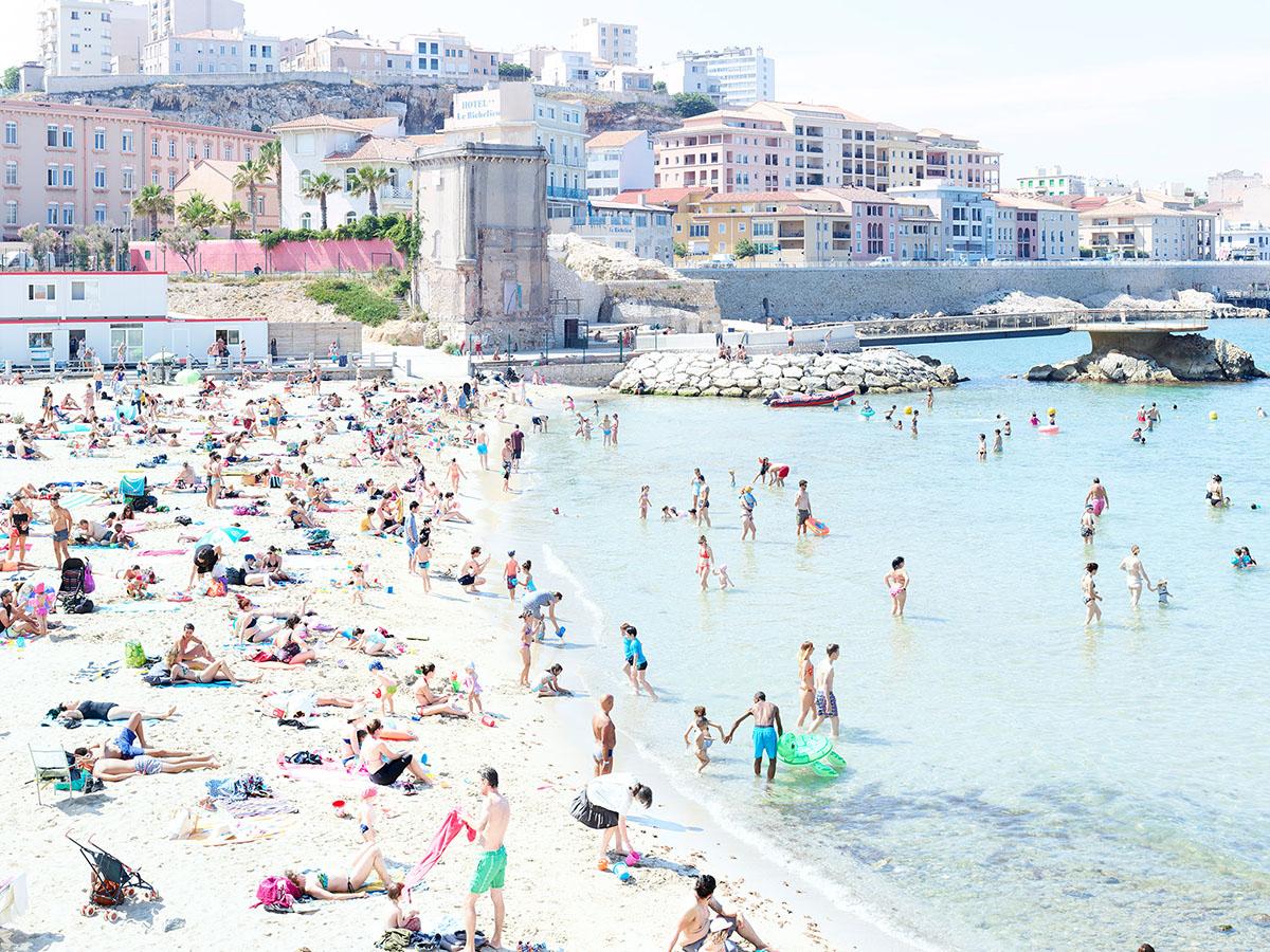 Massimo Vitali Beach Series 8