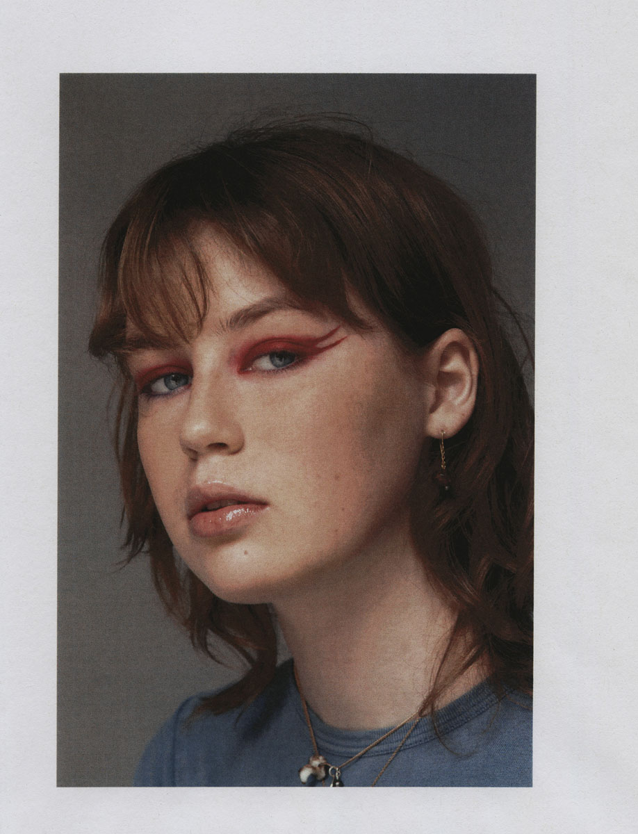 Jackson Bowley Aura Of The Distant C41 Magazine Bellissimo Issue 7 Molly H004 Small