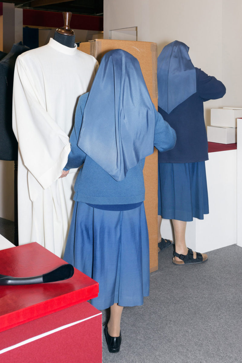 Besides Faith Sisters: Two Industrious Nuns