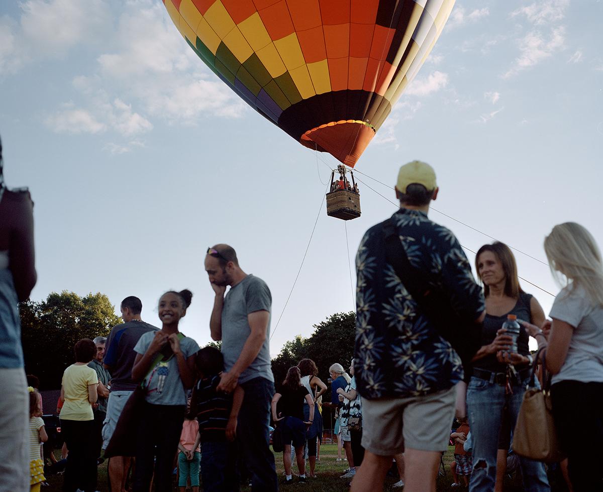 4.Marijane Ceruti LostandFound Hot Air Balloon
