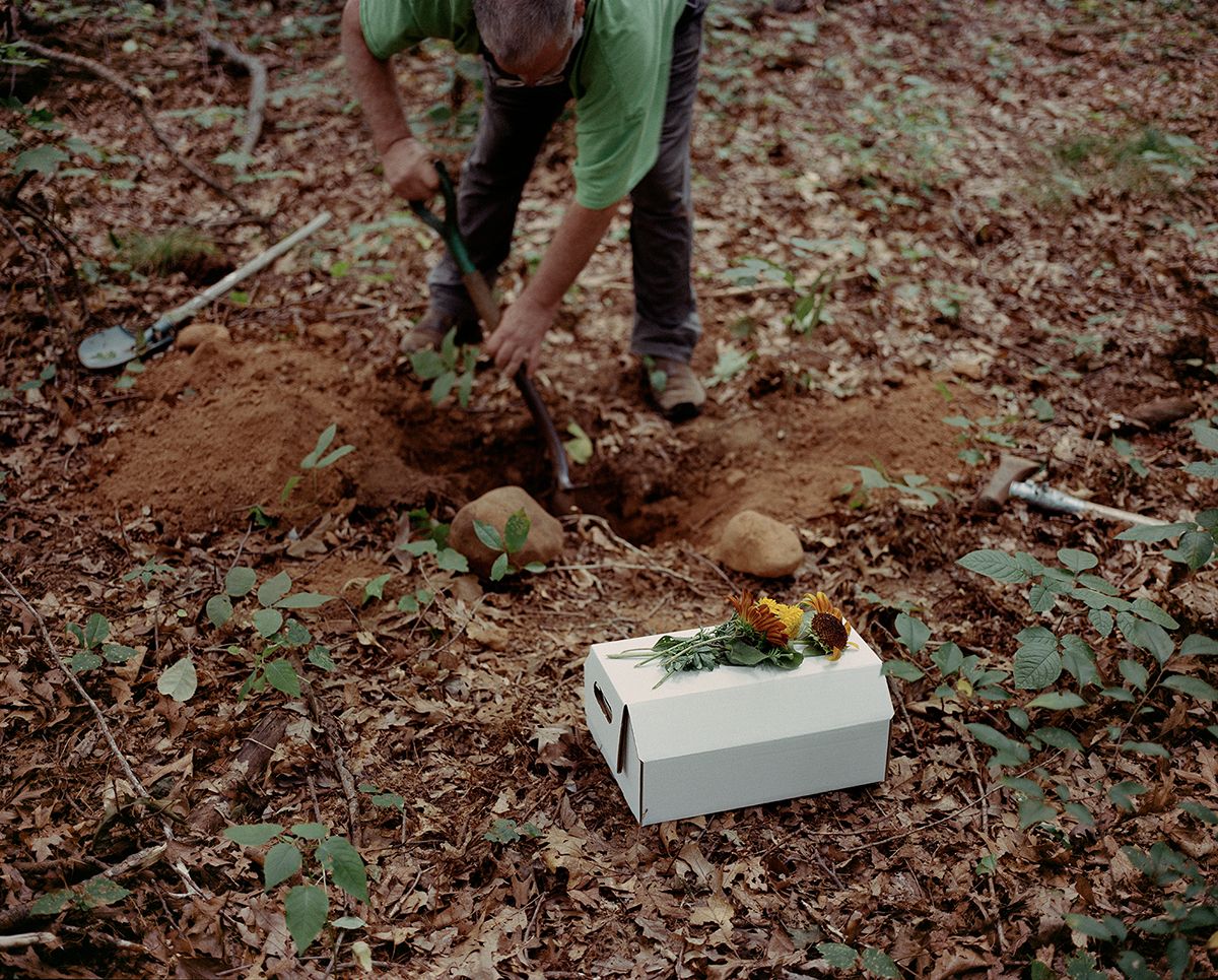 6.Marijane Ceruti LostandFound Digging Through Clay And Rock