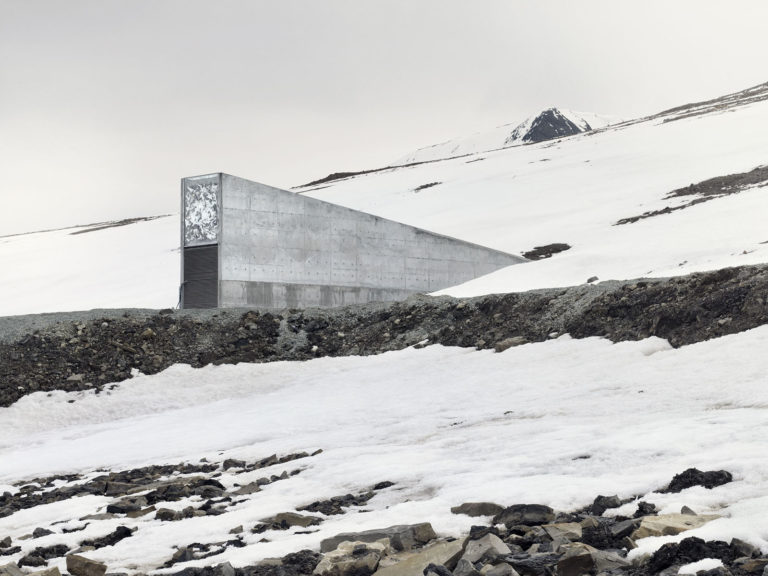 Svalbard Global Seed Vault: what does cum taste like?