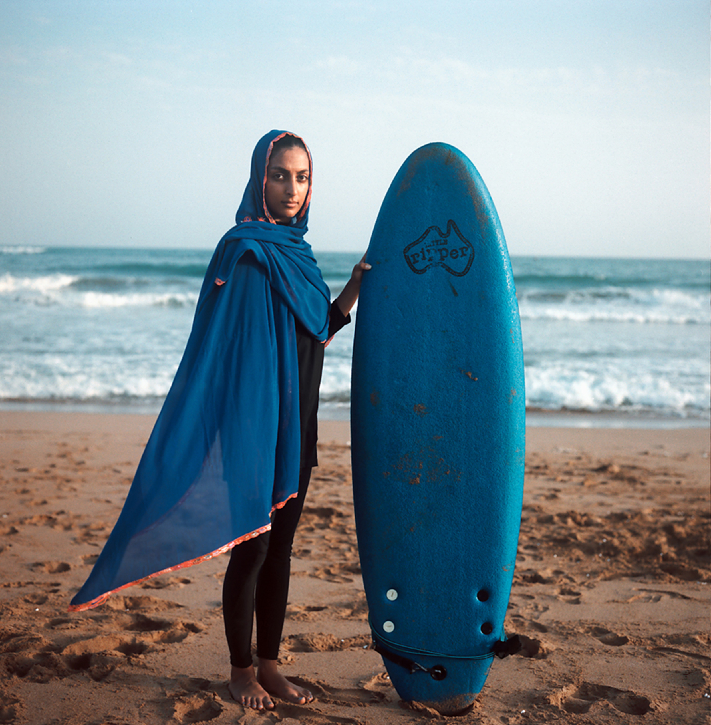 Giulia Frigieri Surfing Iran C41 Magazine My Spot Of Beauty 10
