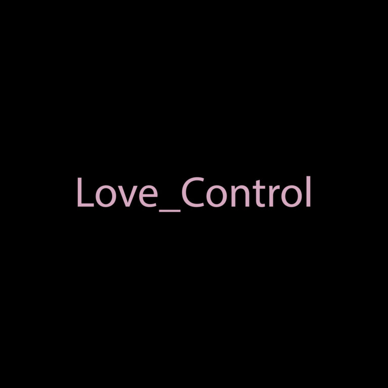 UNITED STANDARD X C41 present: Love_Control, a film directed by Giorgio Di Salvo