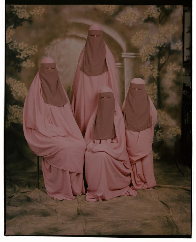 Jaimy Gail NormaalDoen Niqab