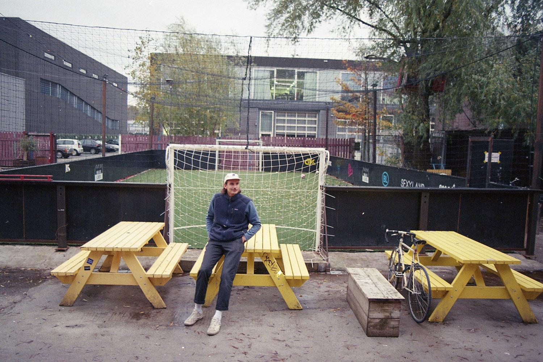 Colin Vlaar Skatecafe Amsterdam C41 Magazine 1