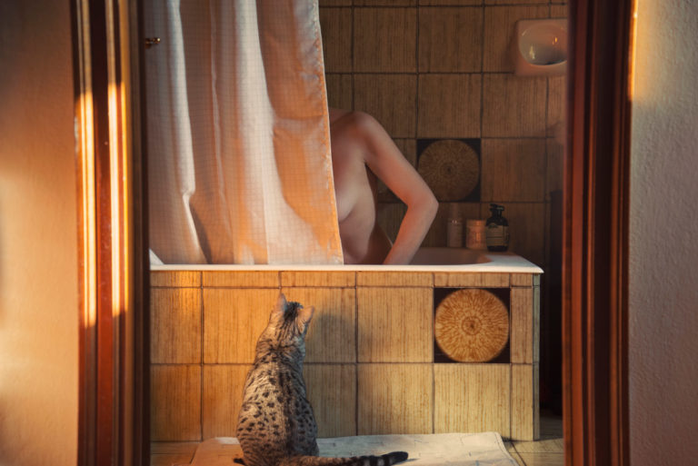 Giorgia Bellotti is fascinated by the small imperfections of everyday life