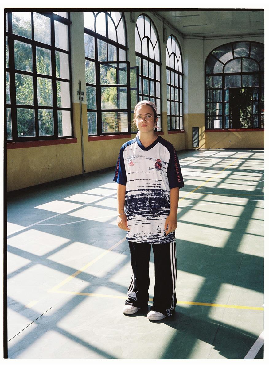 Inside Issue 10 Mister Jo Adidas C41 Magazine 2