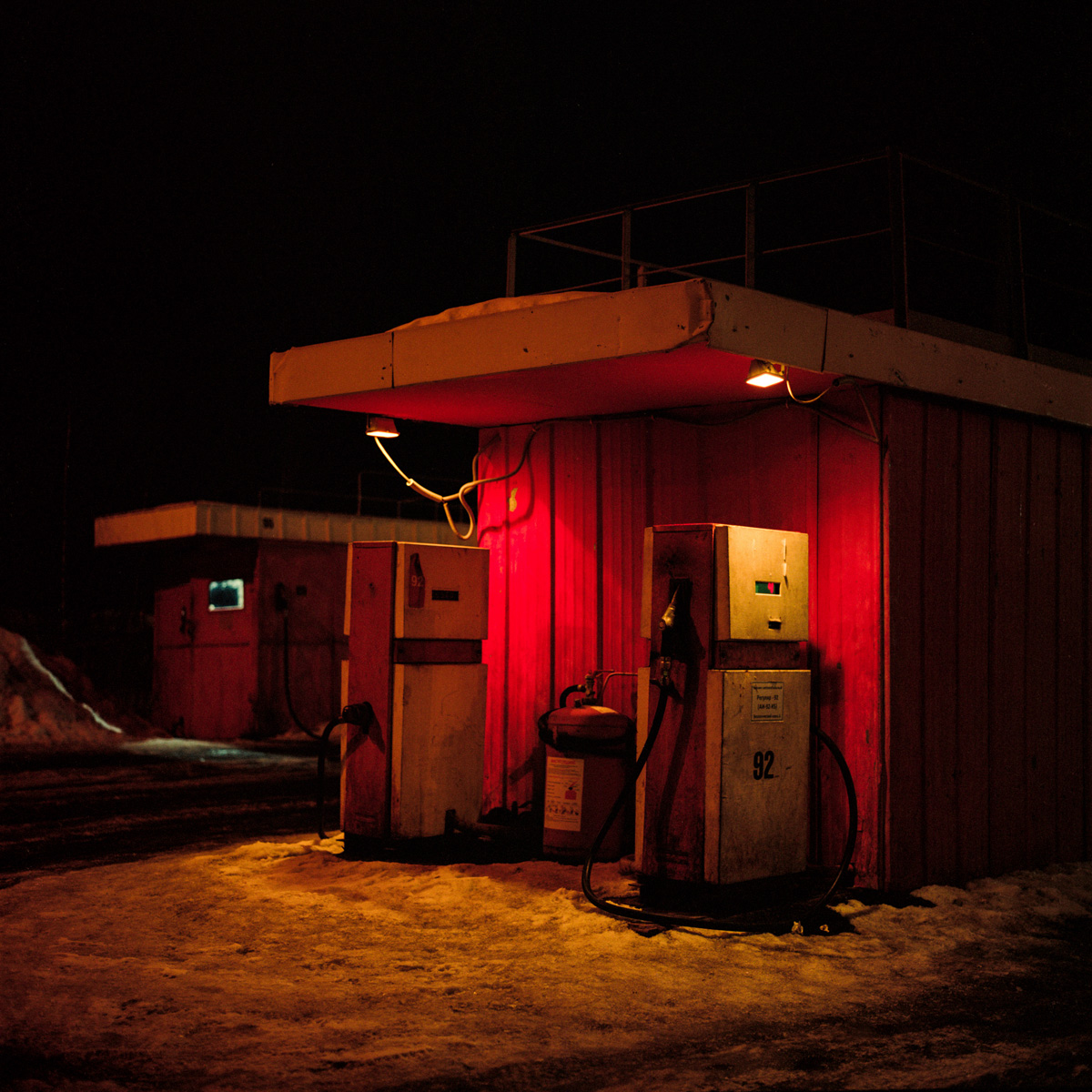 Mikhail Lebedev Snow Desert C41magazine Photography 11