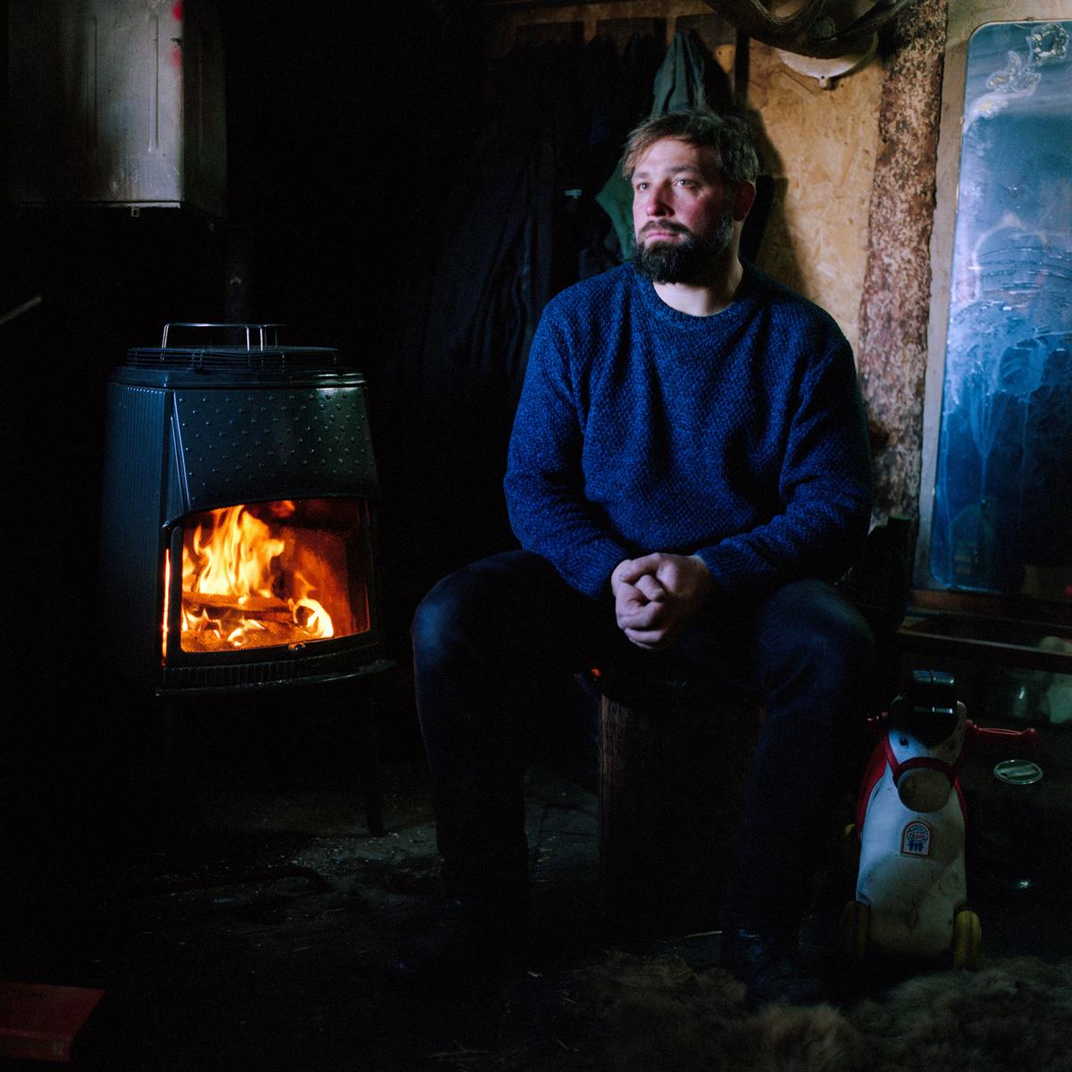 Mikhail Lebedev Snow Desert C41magazine Photography 17