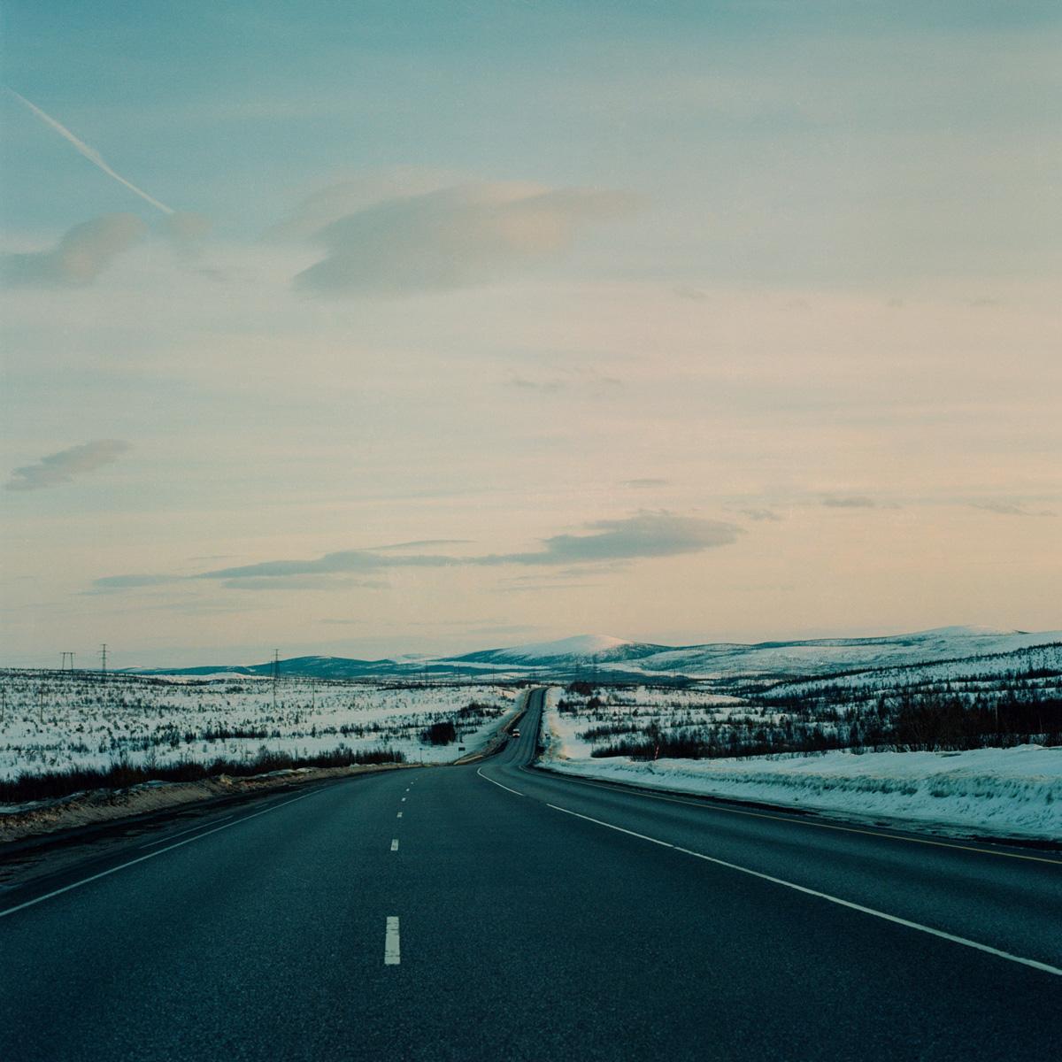 Mikhail Lebedev Snow Desert C41magazine Photography 19