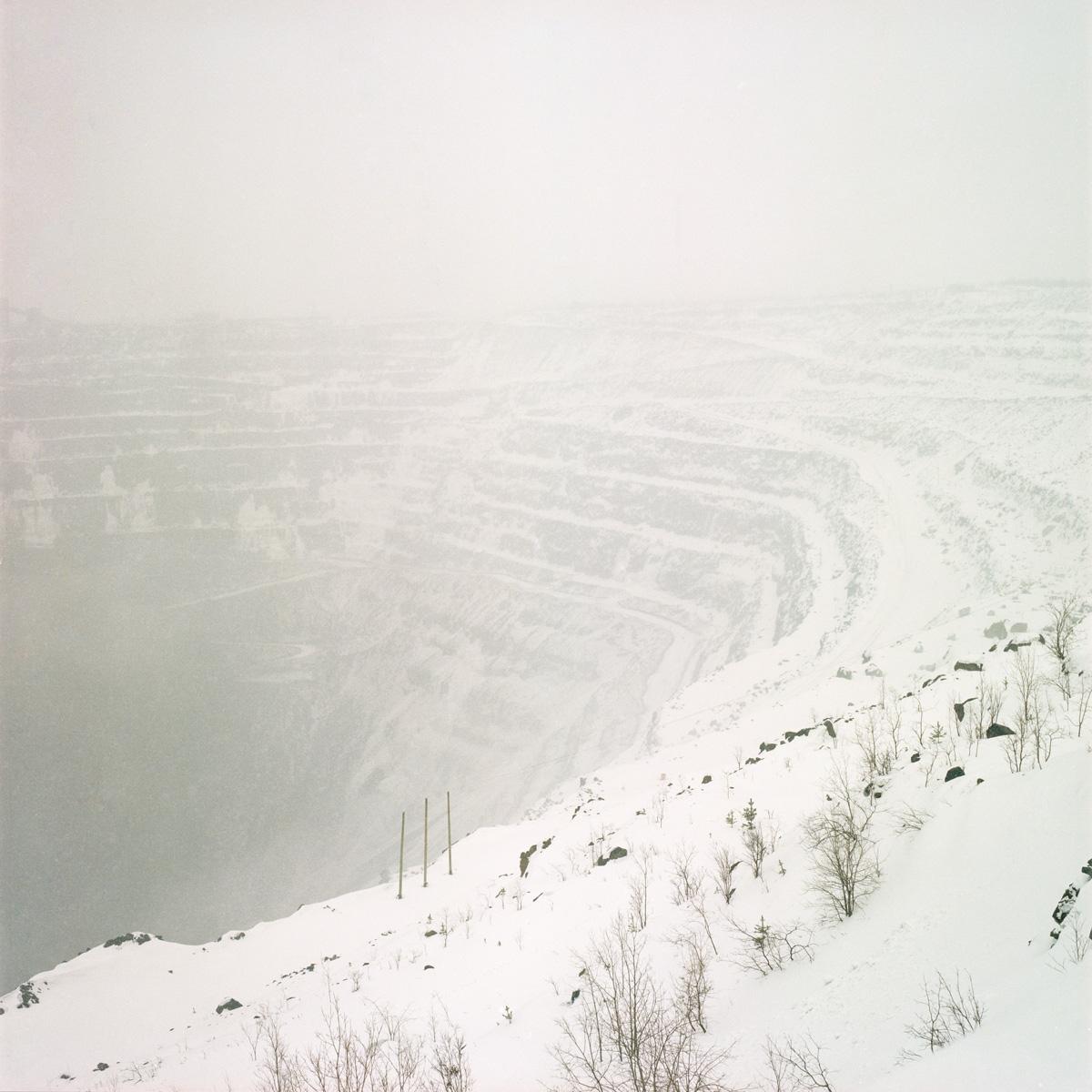 Mikhail Lebedev Snow Desert C41magazine Photography 5