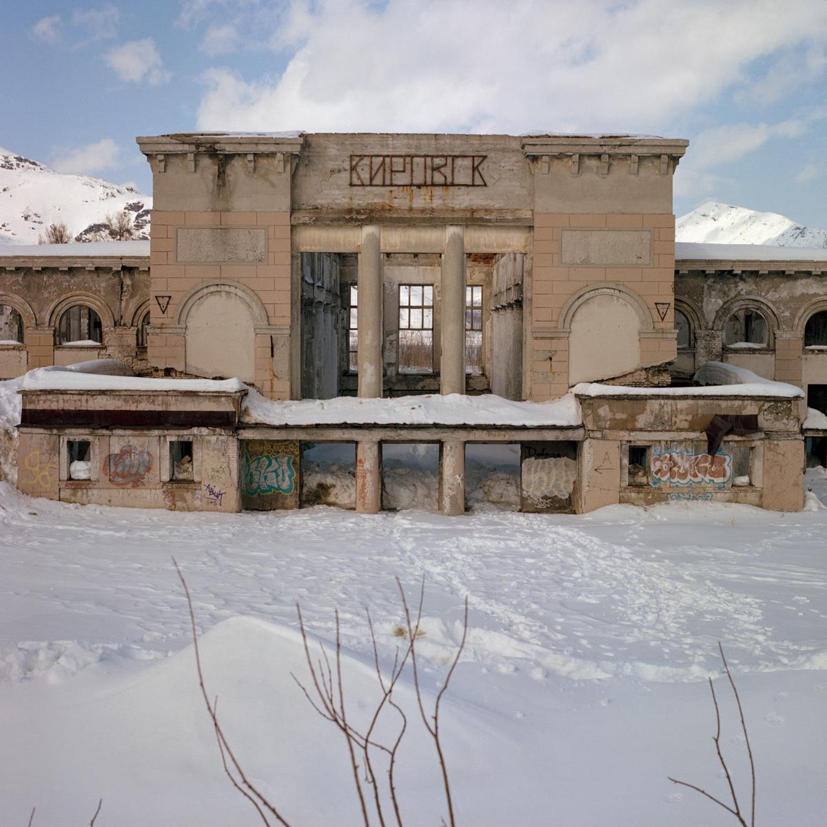 Mikhail Lebedev Snow Desert C41magazine Photography 9