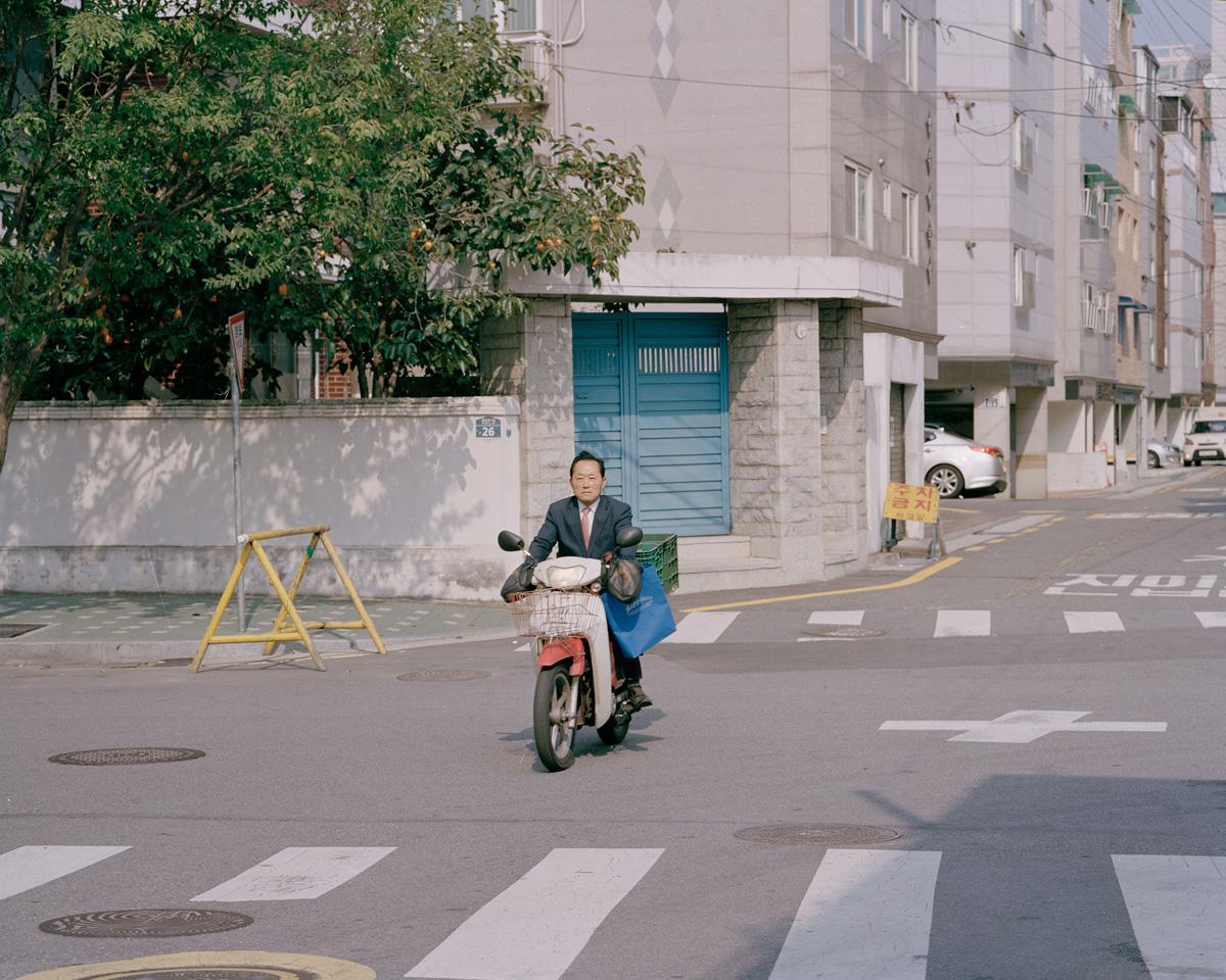 Florian Bong Kil Grosse Hanguk C41magazine Photography 18