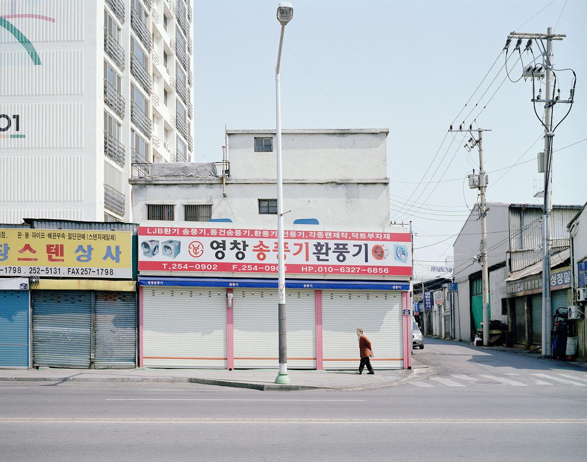 Florian Bong Kil Grosse Hanguk C41magazine Photography 5