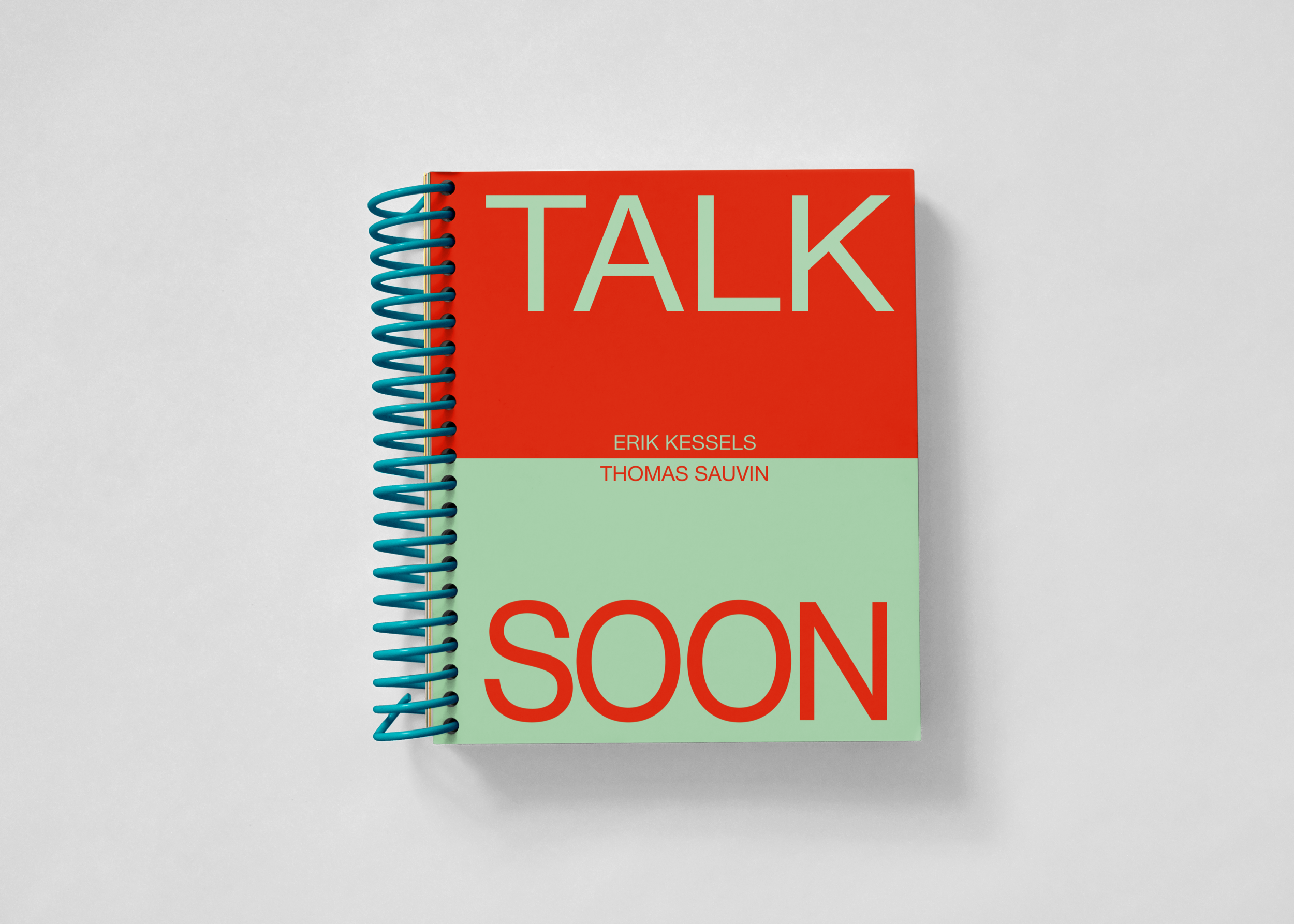 TALKSOON COVER WHITE