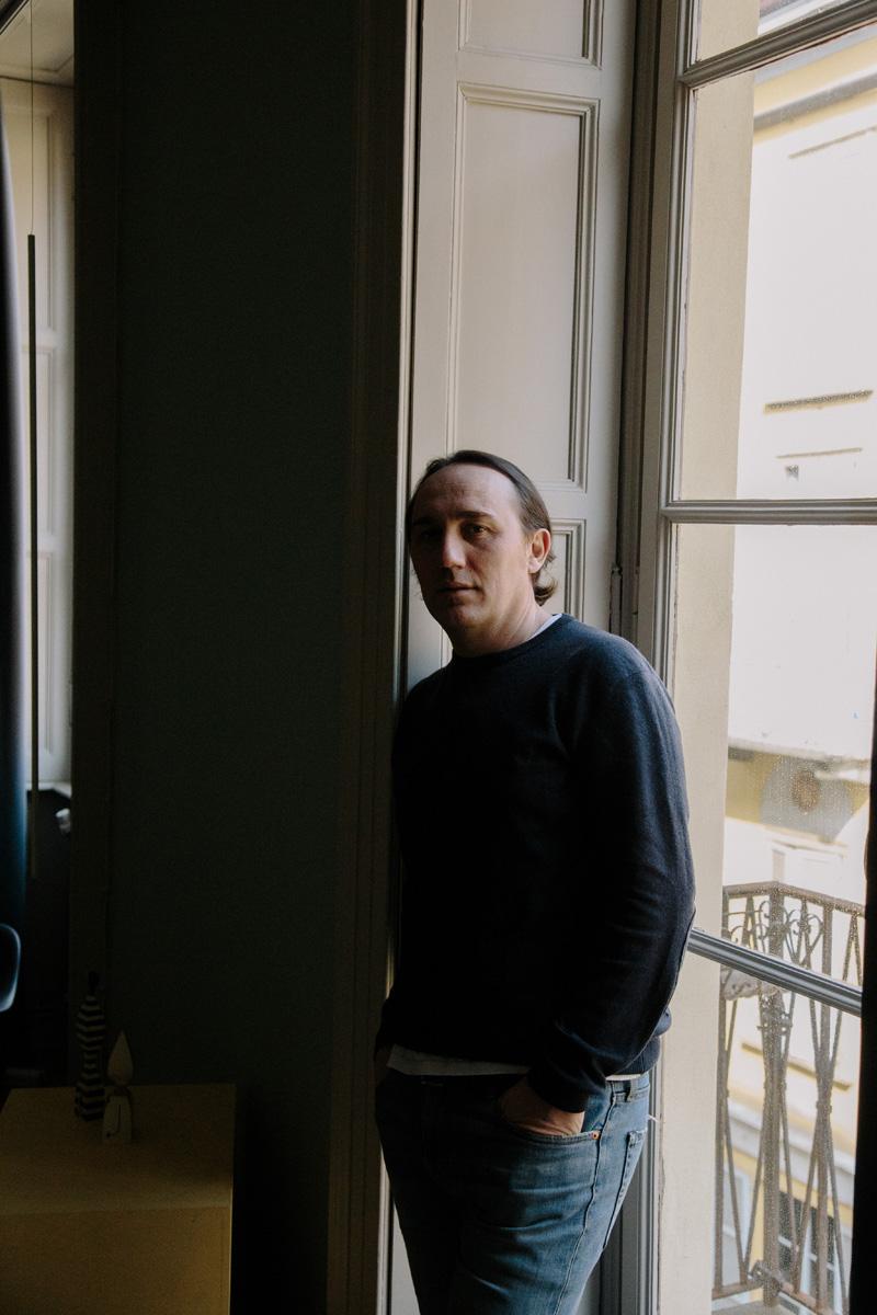 Alessandro Mitola Paolo Casati Cristian Confalonieri Interview Fuorisalone C41magazine 2
