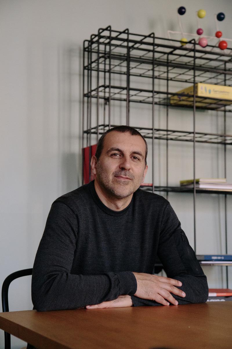 Alessandro Mitola Paolo Casati Cristian Confalonieri Interview Fuorisalone C41magazine 3
