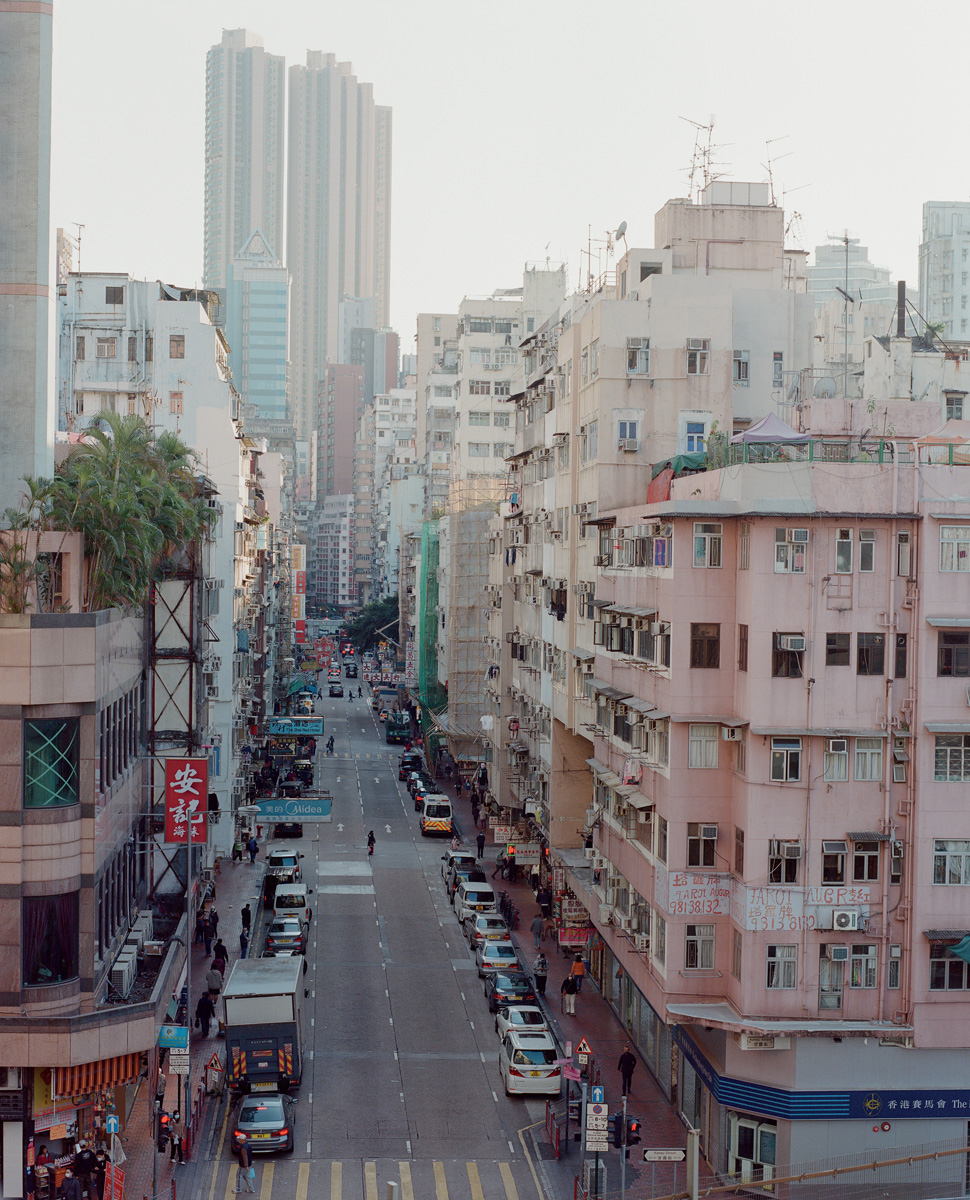 Roni Ahn The City And All It Holds C41magazine Photography 3