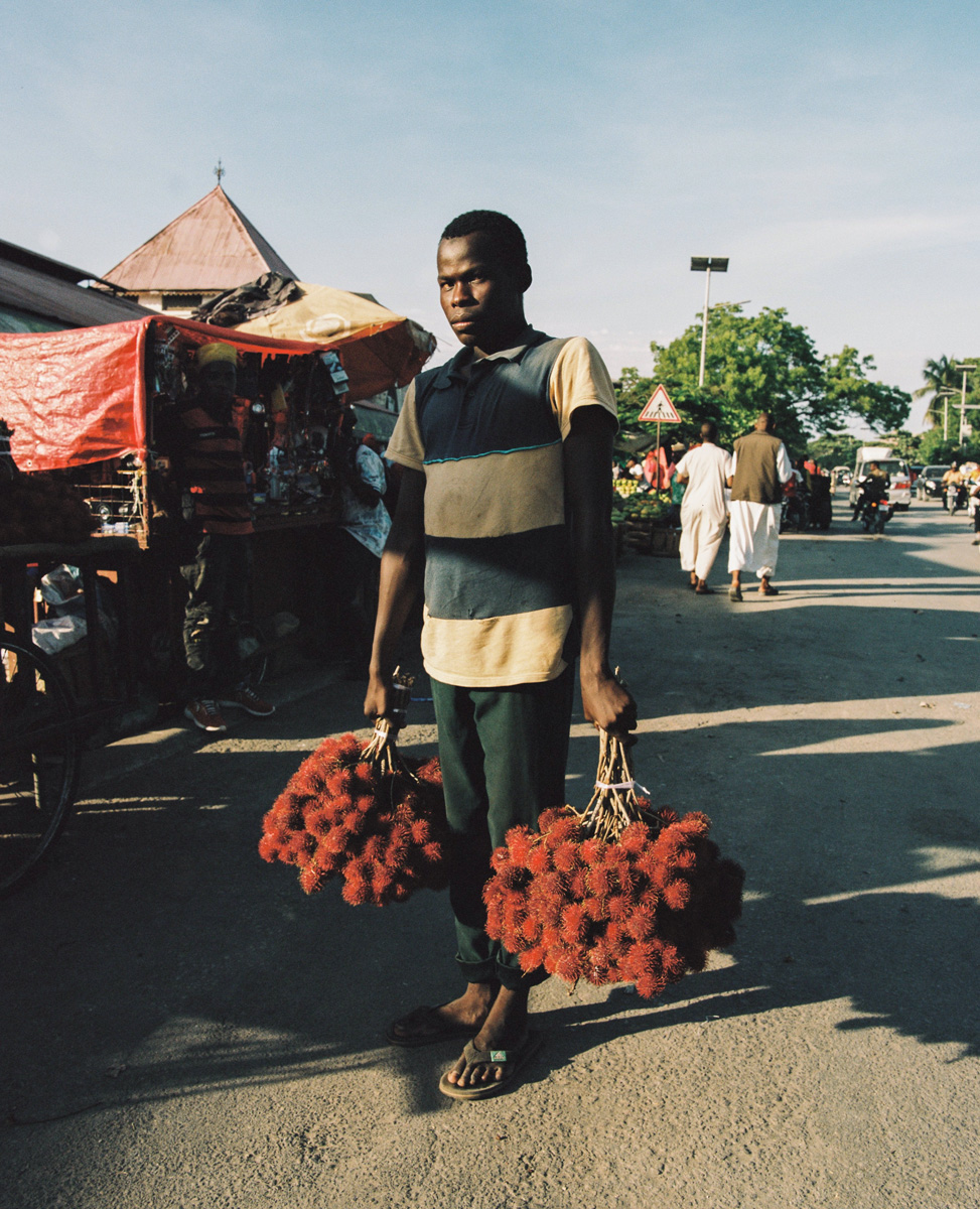 Carl Van Der Linde A Day Is Short In Africa C41magazine Photography 1