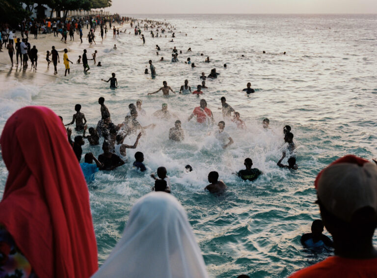 Carl Van Der Linde tells the story of young Zanzibarians