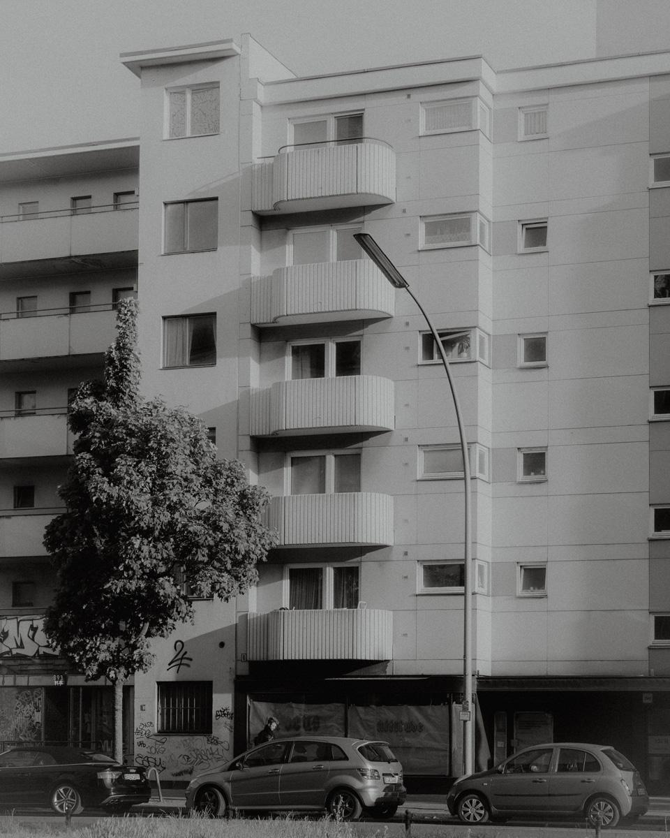 Fassade Kantstraße 134 (Kantstraße, Berlin).