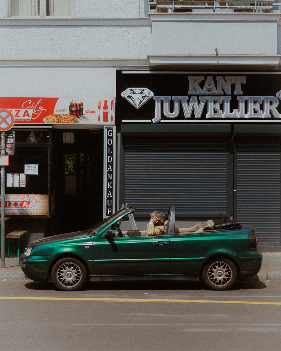 Cabriolet Kantstraße