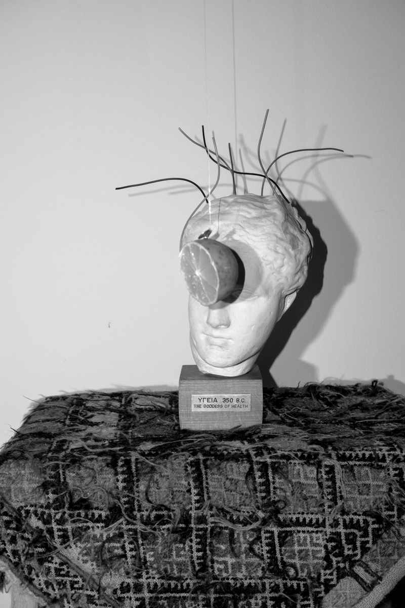 Dafni Melidou The Fossils, The Ashes And Other Remains Of Existence C41magazine Photography 4