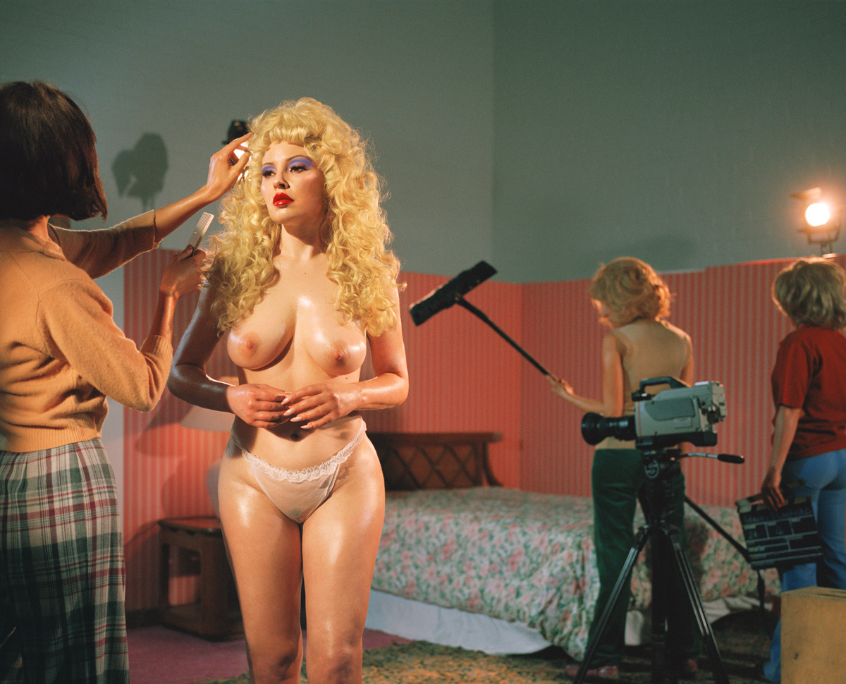 Inside Issue 11 Nadia Lee Cohen C41 Magazine Photography 11
