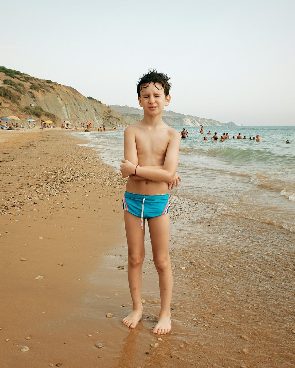 Leandro Colantoni Non So Dare Un Nome A Quell'estate C41magazine Photography 2