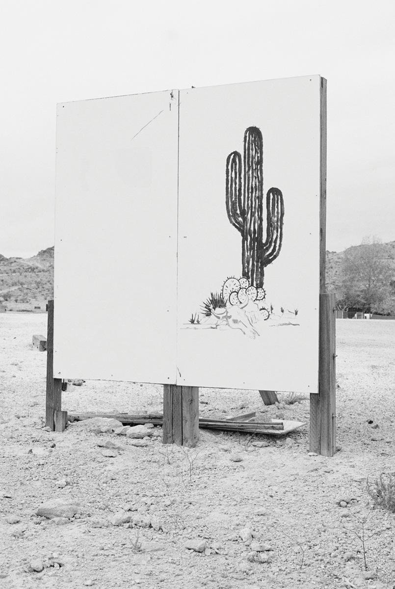Matthew Ritson Desert Experiments C41magazine Photography 6